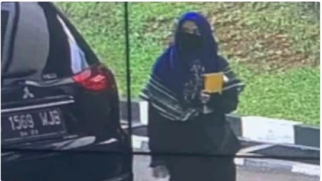 Terduga Teroris Perempuan Lolos Bawa Senjata Api, DPR Soroti Peran Polwan