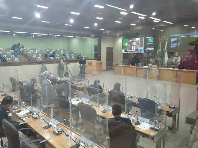 Assembleia Legislativa aprova reforma da previdência do RN em primeira votação