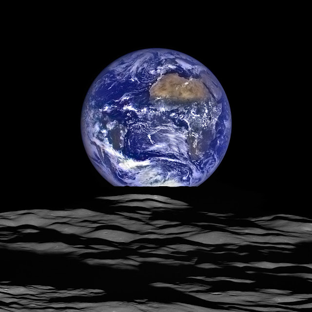 Formation of the moon brought water to Earth
