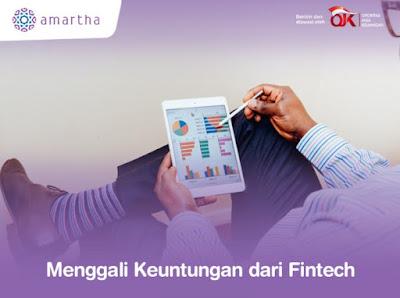 Keunggulan Amartha Dibandingkan Aplikasi Fintech Lainnya