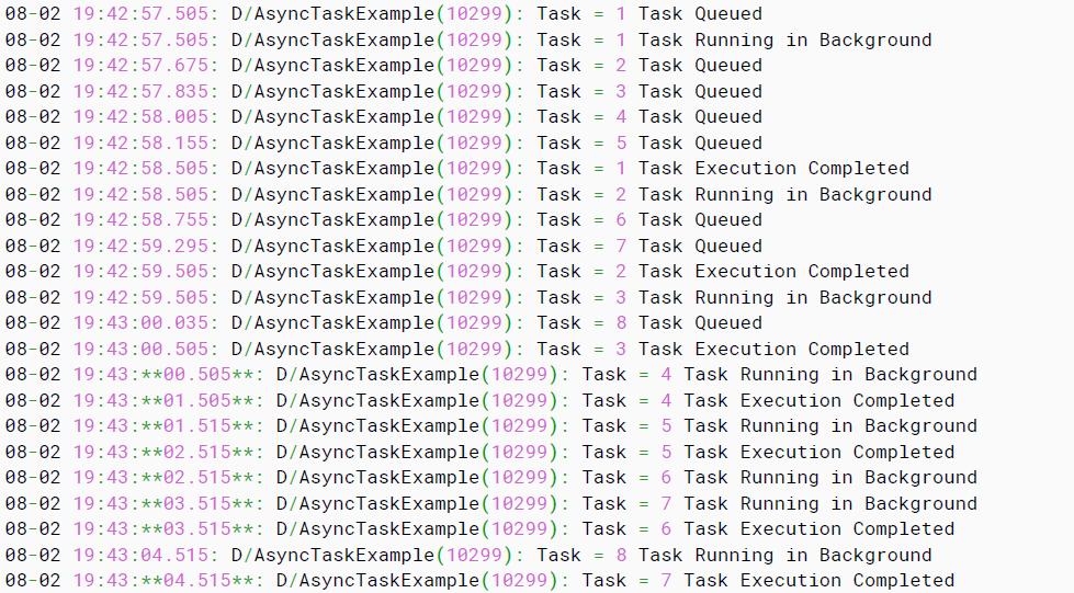 Android 05] AsyncTask và những vấn đề kĩ thuật