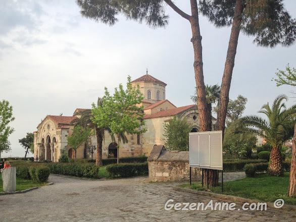 Aya Sofya Müzesi, camisi, Trabzon
