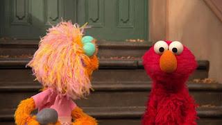 Elmo, Zoe, Sesame Street Episode 4310 Afraid of the Bark season 43