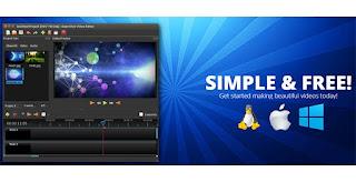 OpenShot - Aplikasi Edit Video Gratis