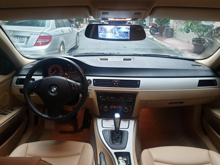 BMW 320i 10 năm tuổi giá ngang Kia Morning