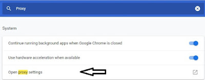 """Tips Laptop: 3 Cara Mudah Mengatasi """"Unable to connect to the proxy"""" di Browser Google Chrome"""