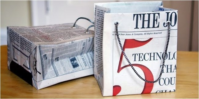 Cara Mendaur Ulang Kertas Bekas Koran Dan Buku Secara Sederhana Izharfr72