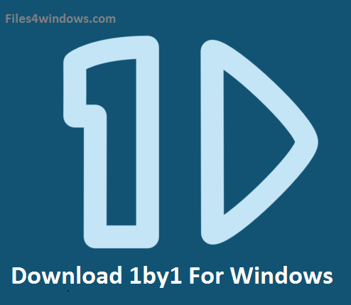 Download-1by1-for-Windows