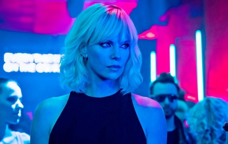 "Mais ação no trailer final de ""Atômica"", com Charlize Theron e James McAvoy"