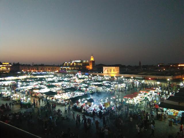 ¿Cuándo es la mejor época para viajar a Marruecos?