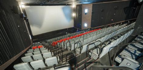 Cinema reabre em São Luís nesta terça