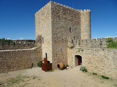 Torre del Homenaje del Castillo de La Coracera