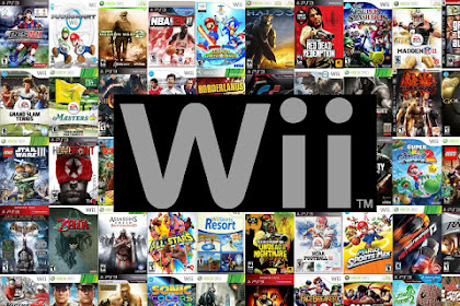 Download Kumpulan Game Nintendo Wii