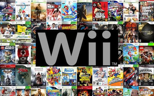 Download Kumpulan Game Nintendo Wii