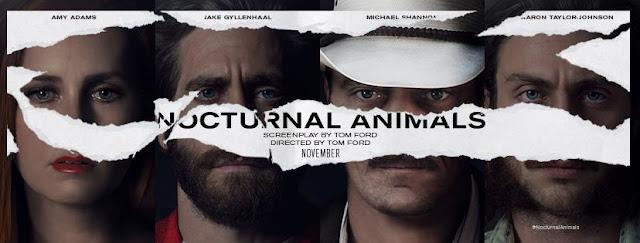 CINE ΣΕΡΡΕΣ, Nocturnal Animals (2016), Amy Adams, Jake Gyllenhaal, Michael Shannon,