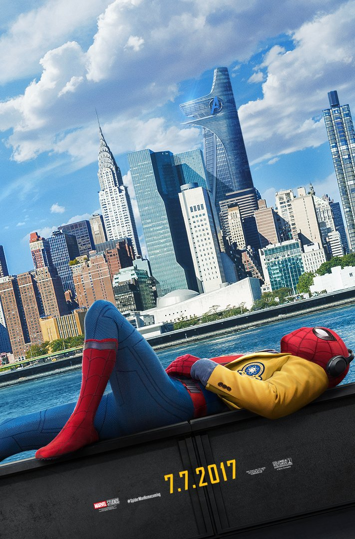Proximos Estrenos : SPIDERMAN HOMECOMING
