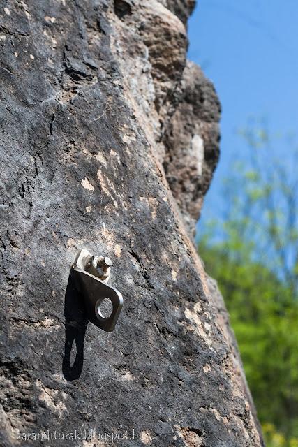 Nitt és szikla sziklamászáshoz
