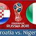 مشاهدة مباراة نيجيريا ضد كرواتيا بث مباشر اليوم في كاس العالم 16-6-2018