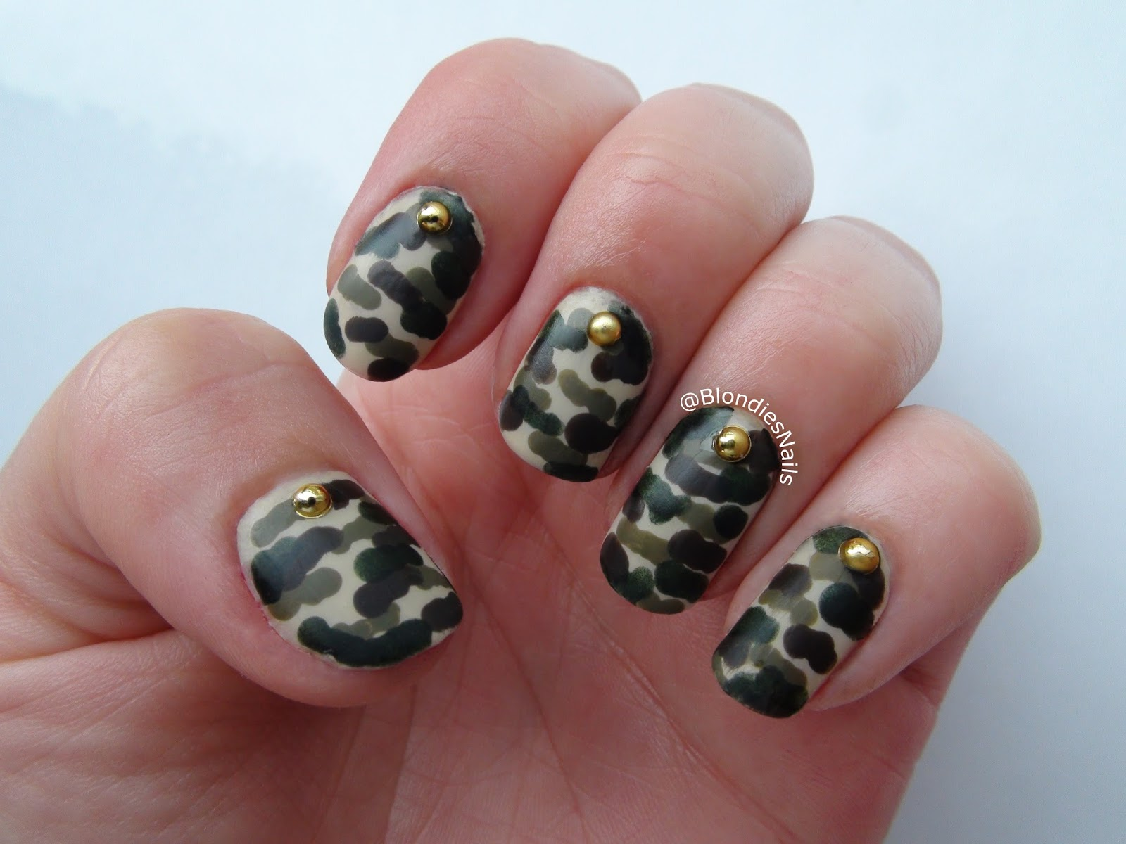 Blondie\'s Nails: Mad for Matte Polish: Get the Most out of Matte Nails