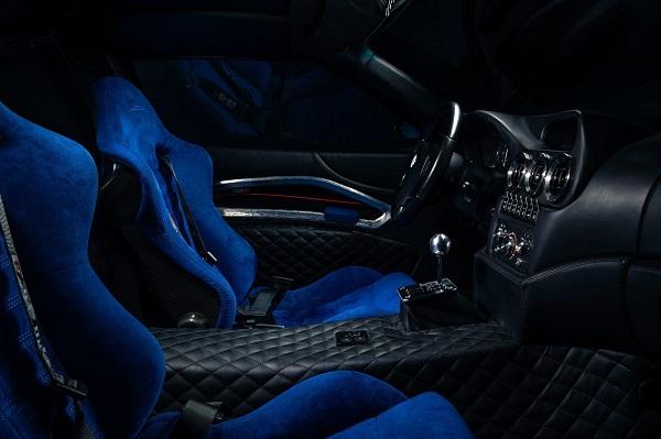 Ferrari Breadvan Hommage Interior