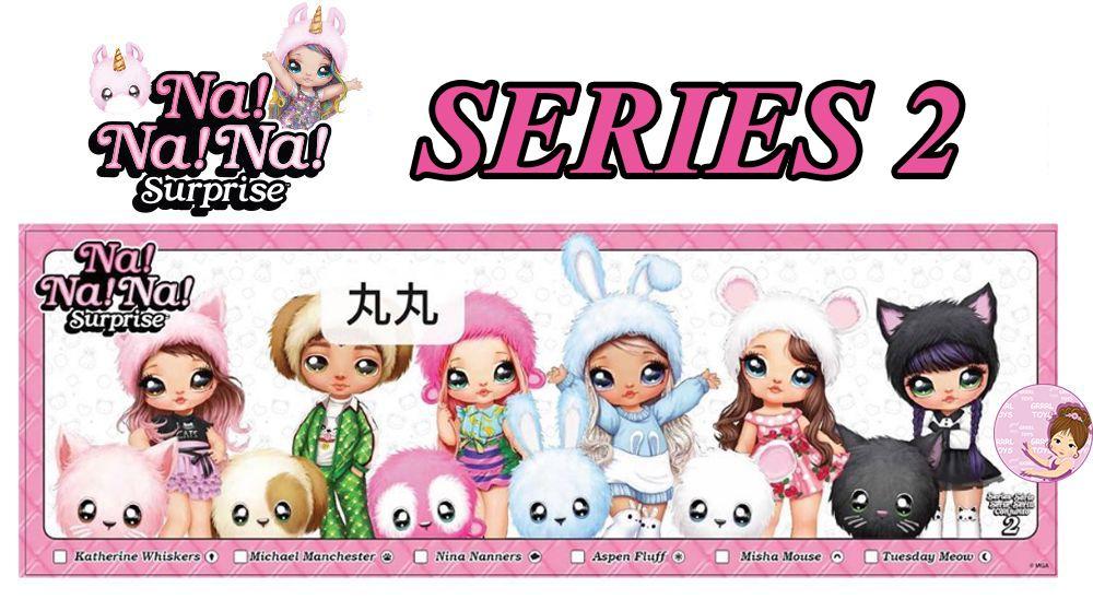 Nanana Surprise Serie 2