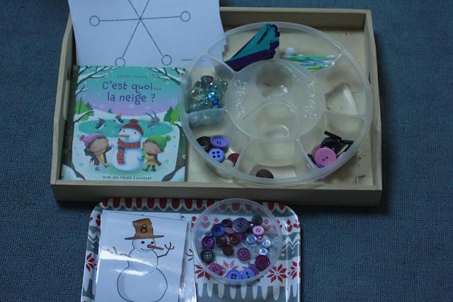 activités hiver maternelle ief c'est quoi la neige éditions usborne invitation reggio