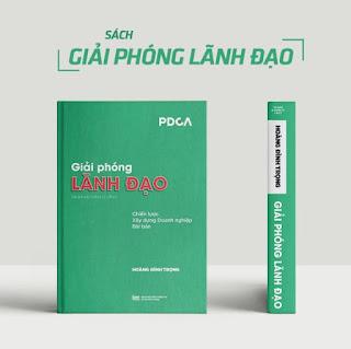 Sách Giải Phóng Lãnh Đạo - chiến lược xây dựng Doanh nghiệp Bài bản , chuyên nghiệp ( Tủ sách Doanh Nhân - Lãnh Đạo) PDCA ebook PDF-EPUB-AWZ3-PRC-MOBI
