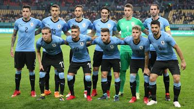 Convocatoria seleccion Uruguay copa américa 2019