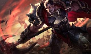 Darius guide league of legends wild rift