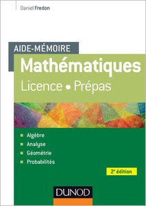 Télécharger Livre Gratuit Aide-Mémoire - Mathématiques pdf