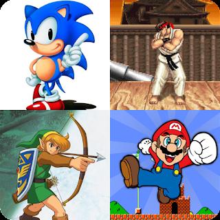 App Personajes de Videojuegos clásicos - La Taberna de Grog