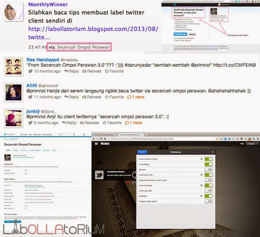 publication labollatorium technology blogger social media