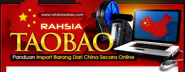 5 Rahsia Taobao Bantu Borong Barang Murah Secata Online