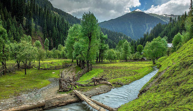 kashmir pakistan LOC travel guide neelum valley