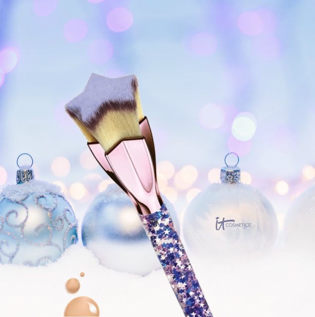 You're a Star Itcosmetics Multitasking Foundation Brush by barbies beauty bits