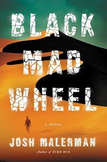 Vem aí Black Mad Wheel do mesmo autor de Caixa de Pássaros!