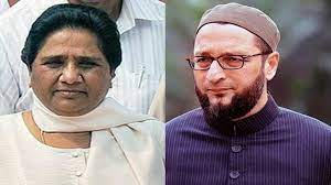 Mayawati's big statement regarding the alliance of BSP and Owaisi's party AIMIM