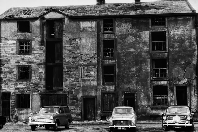 Woods Court / Mark Lane, Whitehaven, c1960