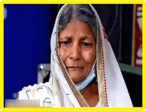 दर-दर भटकती मिली भाजपा नेता की बूढी माँ
