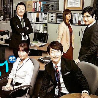 Review Drama Misaeng-Incomplete Life (2014), bukan drama Korea untuk remaja