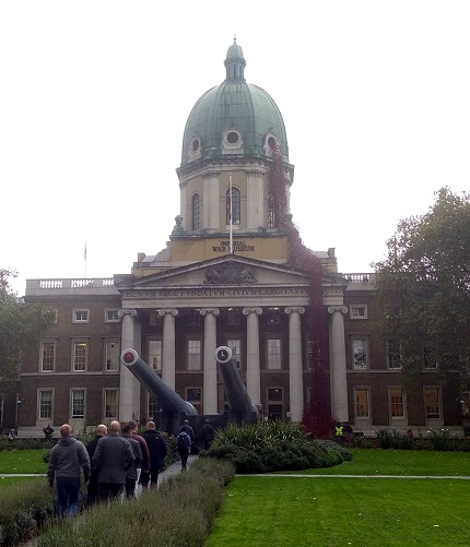 Weeping Window, Imperial War Museum, London, (V Oxberry)