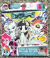 MLP Color Activity Storage Bin Set at TRU