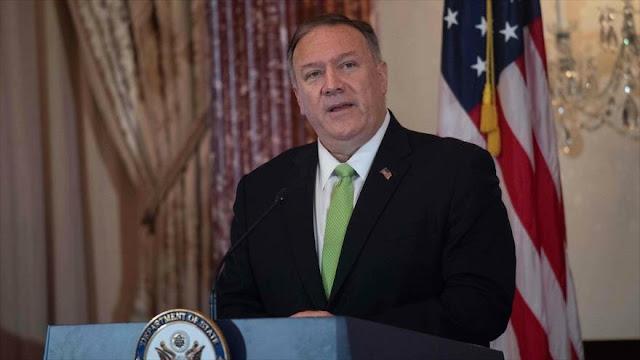 EEUU: El mundo debe tomar en serio la amenaza de China