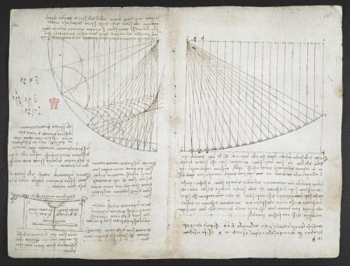 Εδώ μπορείτε να δείτε ψηφιοποιημένο το μυστικό σημειωματάριο του Λεονάρντο Ντα Βίντσι