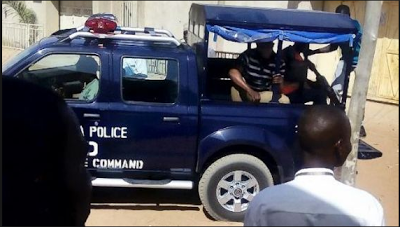 Nigerian Pastor arrested for allegedly killing his colleague in Osun State