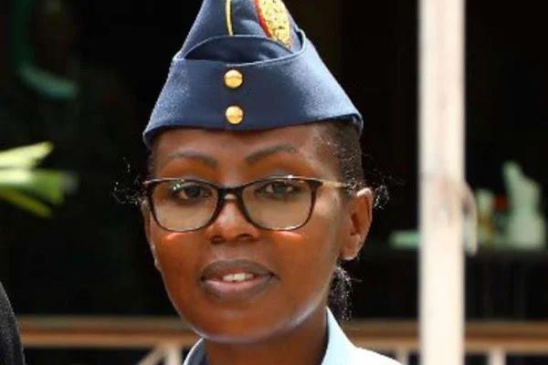 New KDF spokesperson, Col Zipporah Kioko
