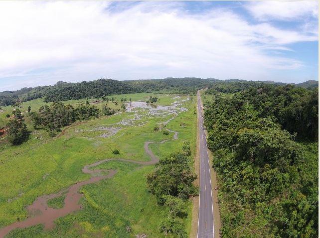 Governo de SP inicia mais uma obra do Vale do Futuro na SP-193 - Eldorado - Jacupiranga