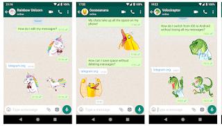Aplikasi Sticker Whatsapp Terbaik