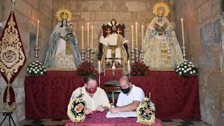 La Sinfónica de Dos Torres acompañará en 2021 a la Virgen de la Palma de Córdoba