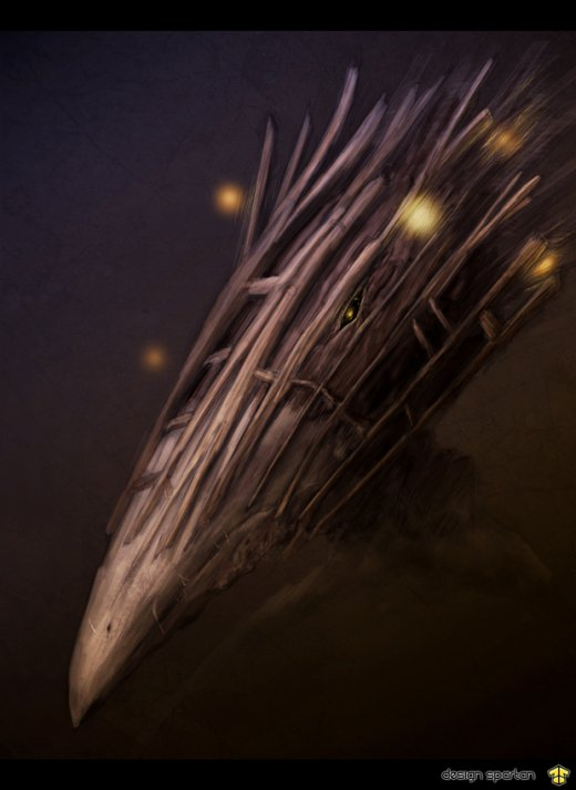 Gaétan Weltzer designspartan deviantart ilustrações fantasia ficção científica